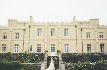 5 Castle Wedding Venues in Cornwall Fit for Royalty