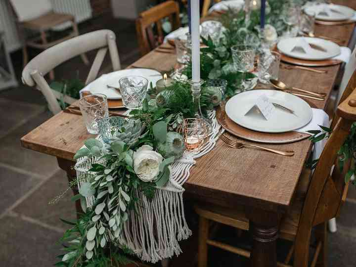 Your Guide to Wedding Table Centrepieces