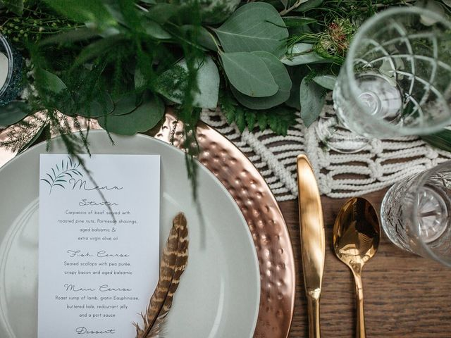Everything You Need for Your Wedding Table Settings
