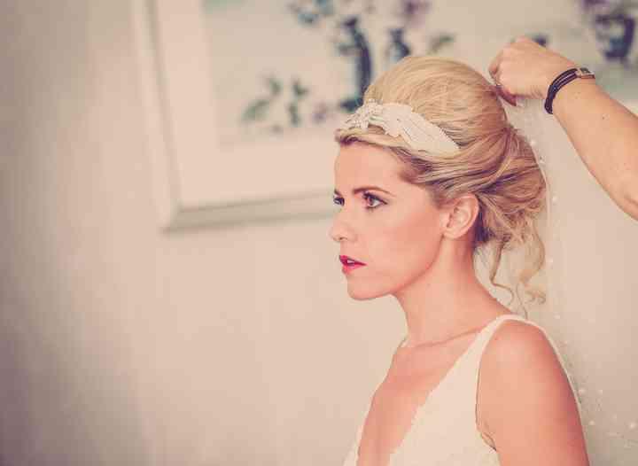 Simone Whitehead Bridal Hair