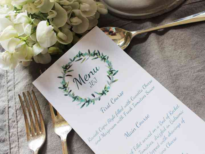 8 Tips for Crafting a Killer Wedding Menu