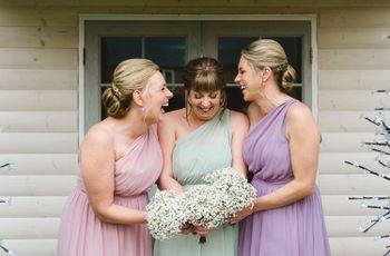 30 Pretty Pastel Bridesmaid Dresses