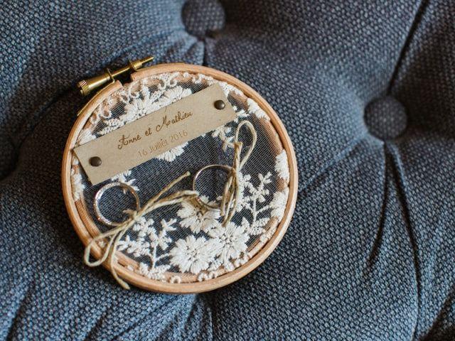 10 lovely alternatives to the traditional ring bearer pillow