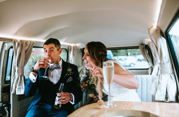 Essential Items You Need to Have in Your Wedding Car