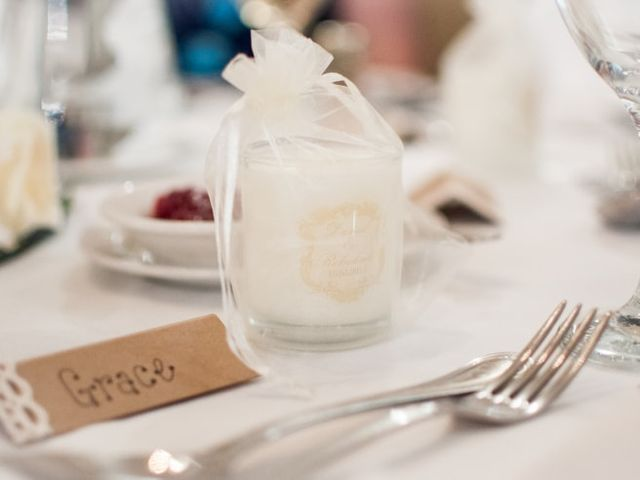 12 Ideas for Personalised Candles Wedding Favours