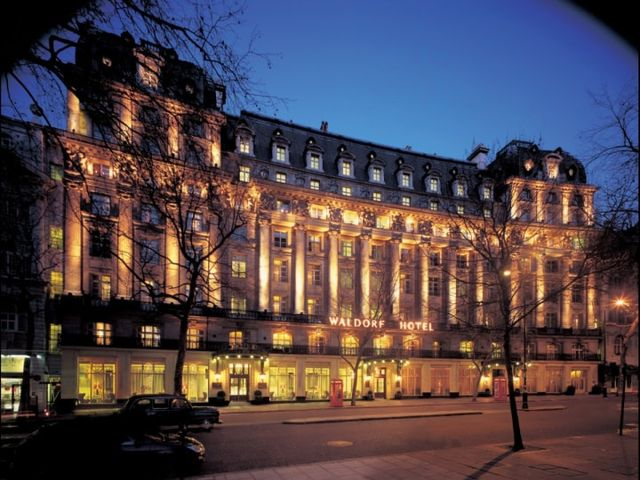 10 Stunning Hotel Wedding Venues in Central London