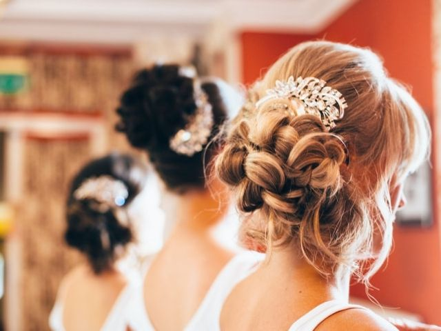 20 Our favourite bridal hairstyles and how to pick one