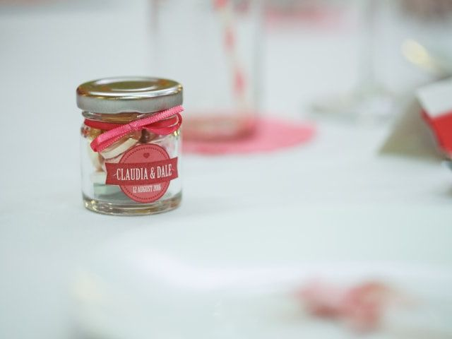 50 personalised wedding favours your guests will adore