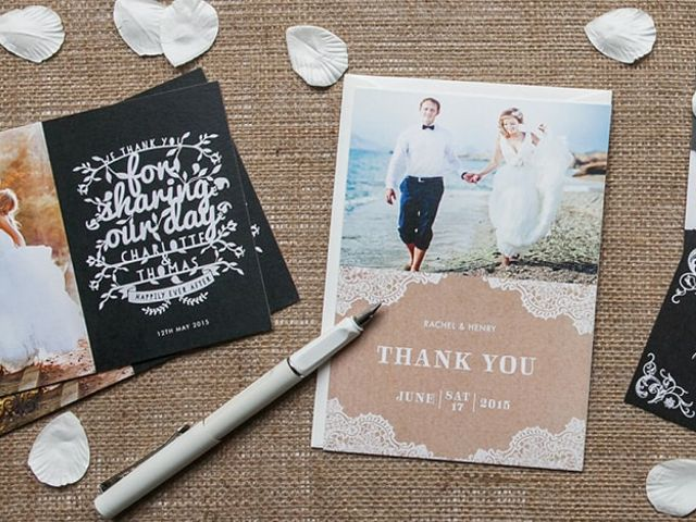 20 original messages for your thank you cards