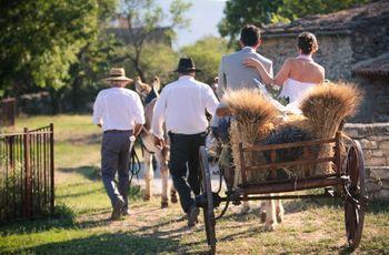 10 Awesome Wedding Transportation Ideas