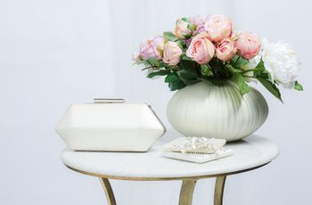 6 Tips for Choosing Your Bridal Handbag