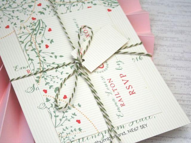 23 Rustic Wedding Invitations You'll Love