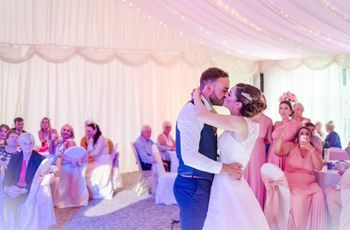 How to Pick the Perfect First Dance Song