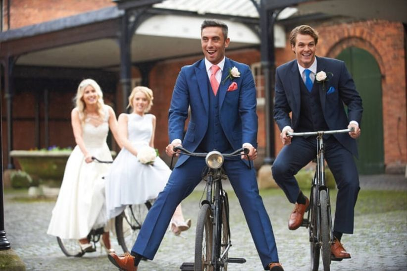 Classic and Modern Groom Suit Styles