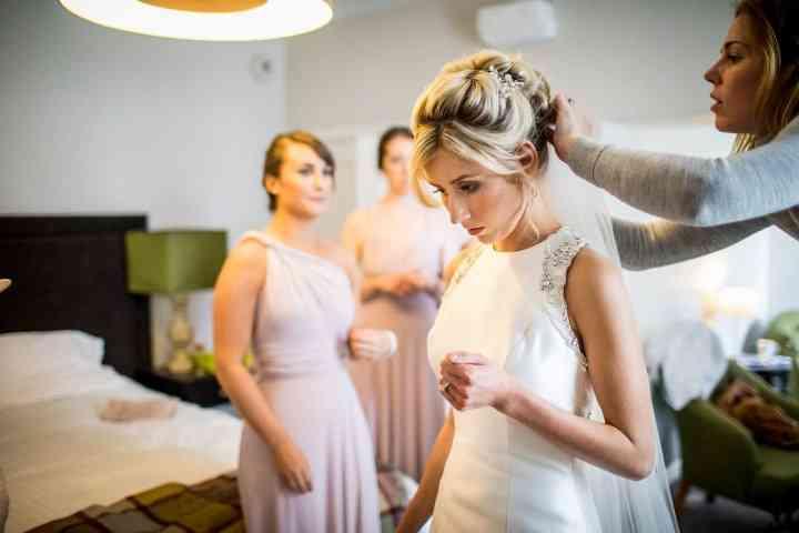 Brigitte Fisher - Wedding Hair Devon