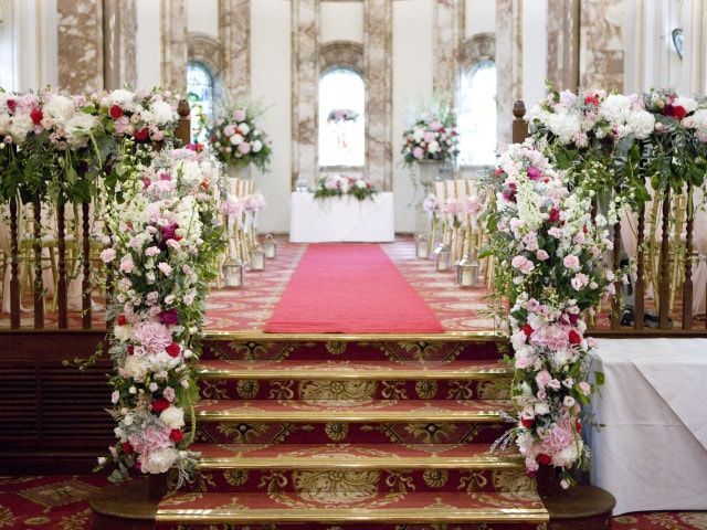 Your Guide to Wedding Aisle Decorations