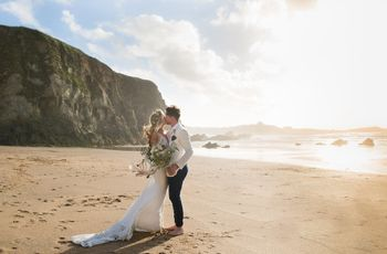 5 Things to Keep in Mind When Shopping for a Beach Wedding Dress
