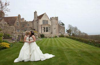 6 Stunning Kent Castle Wedding Venues