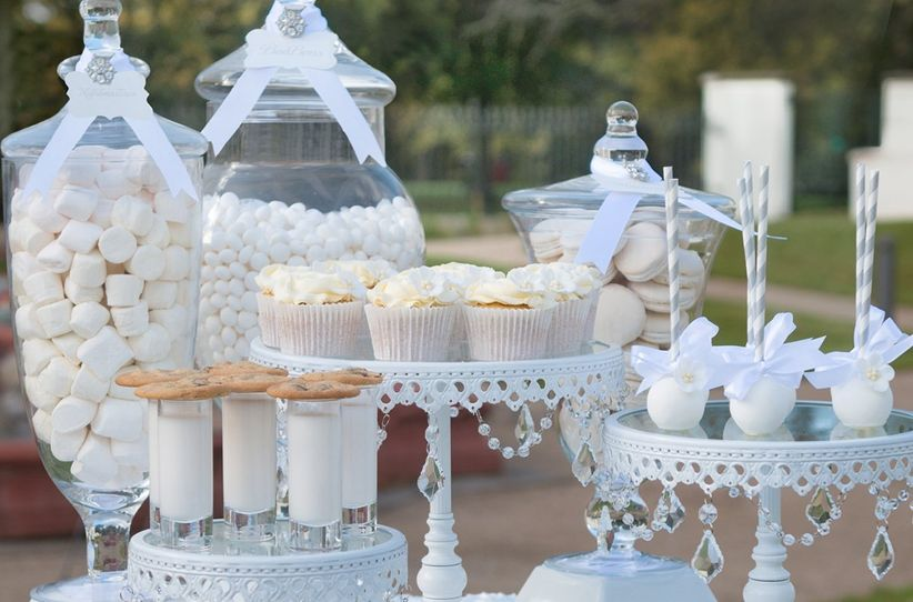 8 Creative Wedding Dessert Table Ideas