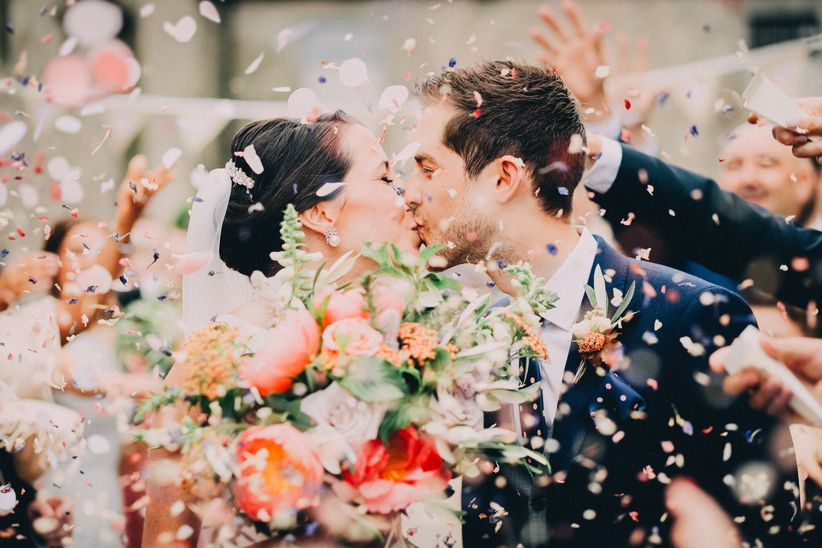30 upbeat wedding exit songs for the grand finale of your ceremony