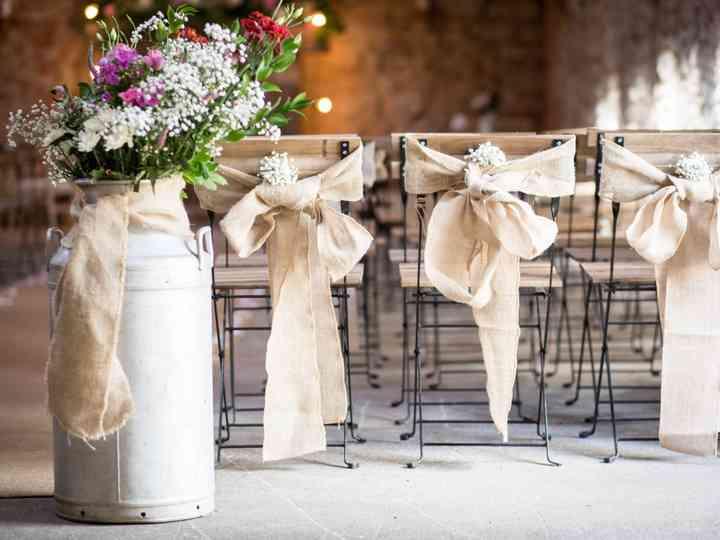 20 Wedding Chair Decoration Ideas