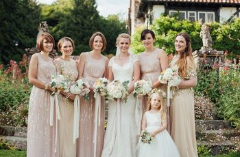 How to Choose Your Bridesmaid Dresses