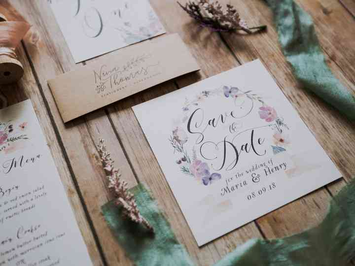 5 Details You Don't Need to Include on Your Save the Date Cards
