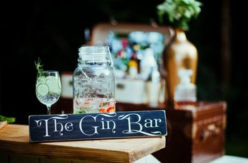 The Ultimate Wedding Bar Shopping List