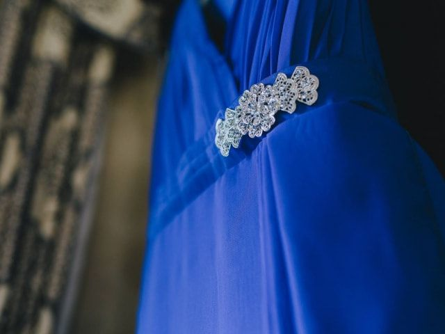 25 Blue Bridesmaid Dresses for Your Something Blue
