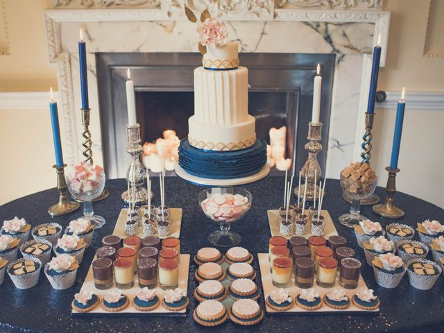 8 Dessert Table Themes for Your Wedding