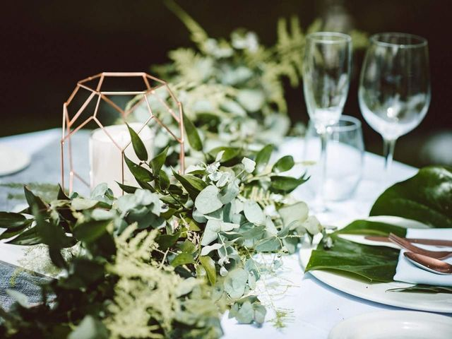 Foliage Bouquets for Your Wedding