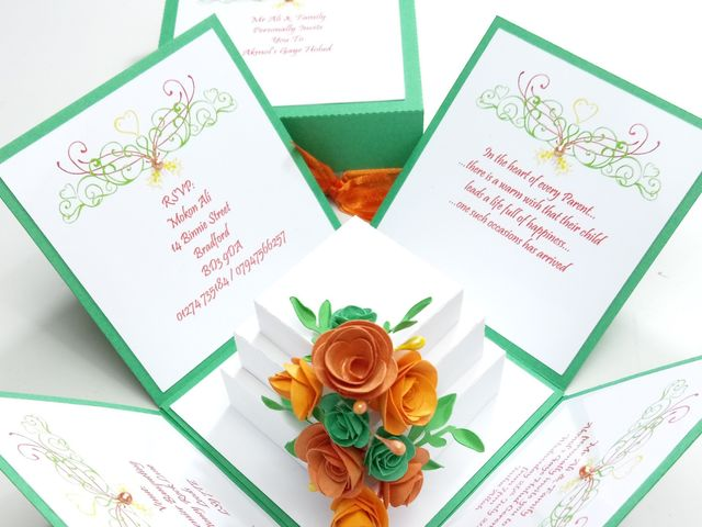 Awesome Wedding Invitation Ideas