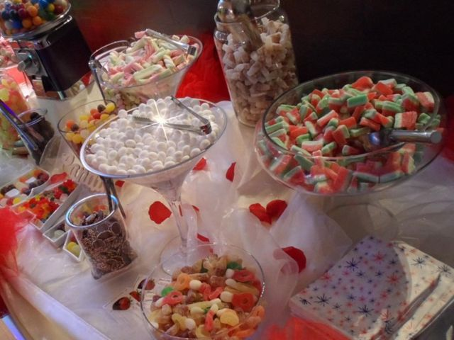 How to Make an Epic Wedding Candy Bar