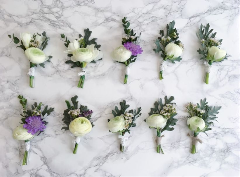 How To Make Wedding Buttonholes: Your Guide To Wedding Buttonholes