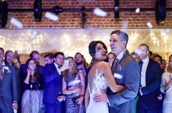 The 9 Types of Wedding Reception Songs You'll Need
