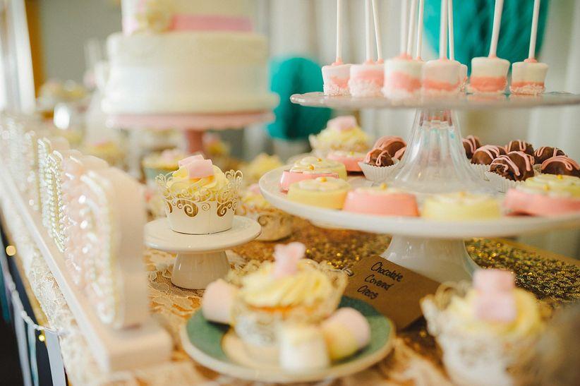 8 Creative Wedding Dessert Table Ideas