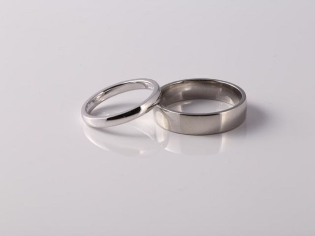 How to Care for Your Platinum Wedding Rings
