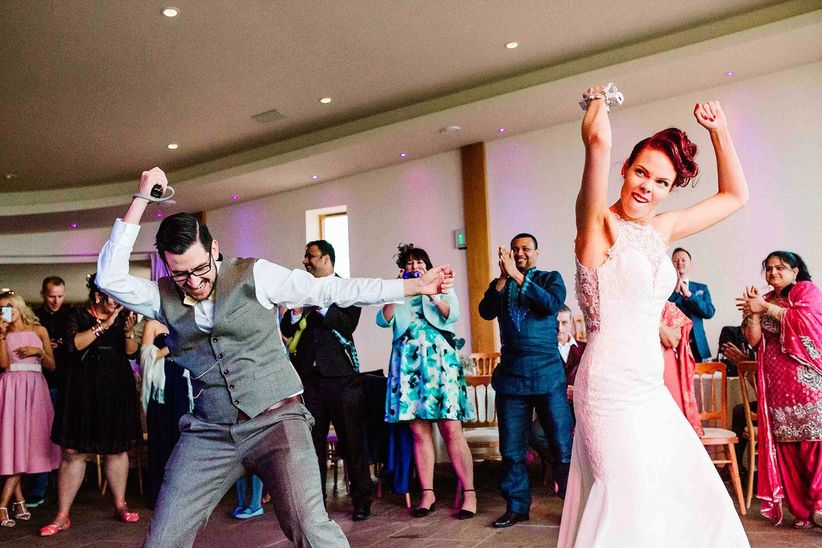 25 Wedding-Worthy Upbeat First Dance Songs