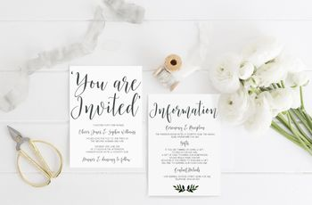 5 Things to Avoid When Creating Your Wedding Website