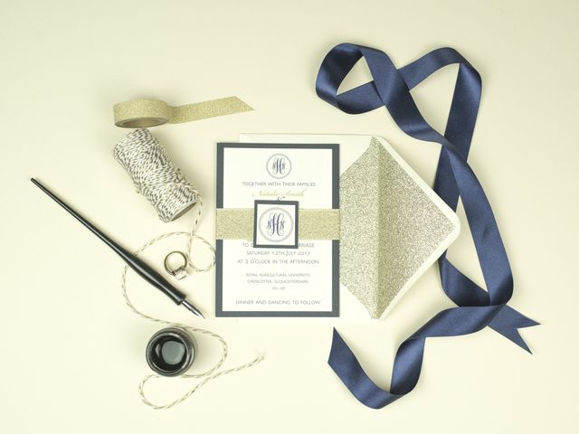 Your Guide to Making the Perfect Wedding Monogram