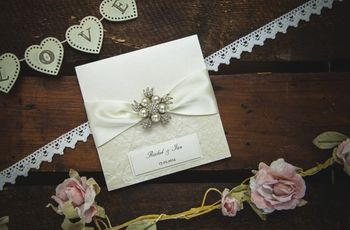 20 Luxury Wedding Invitations to Wow Your Guests