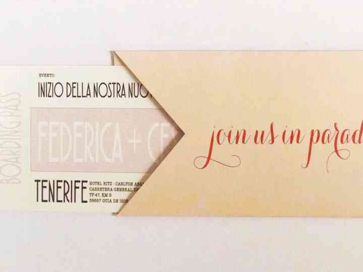 Everything You Need to Include on Your Destination Wedding Invitations