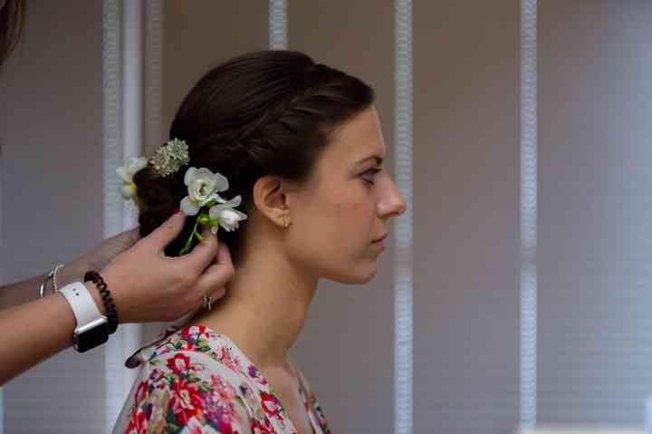 Claire Guy Bridal Hair and Makeup
