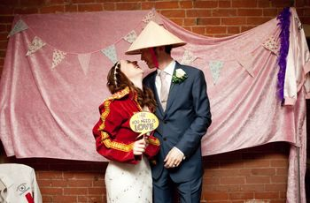 5 tips for Wedding Photo Booths