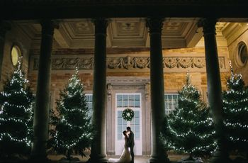 25 Magical Christmas Wedding Ideas