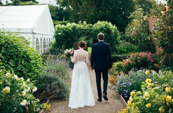 18 Steal-Worthy Garden Wedding Ideas