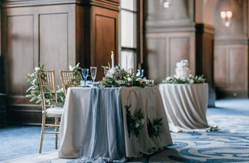 6 Ways to Make Your Wedding Sweetheart Table Shine