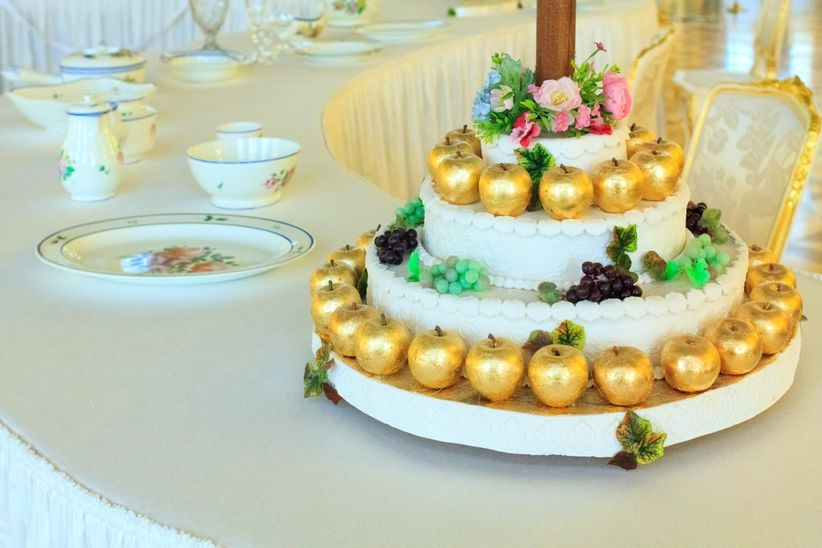Gorgeous Yet Cheap Wedding Cakes You\'ll Love