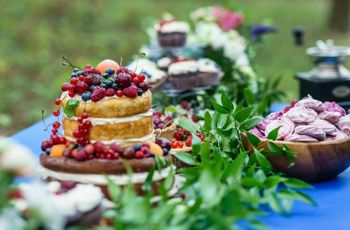 Gorgeous Yet Cheap Wedding Cakes You'll Love