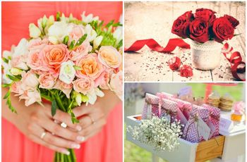 10 Wedding Colours for Spring & Summer 2016